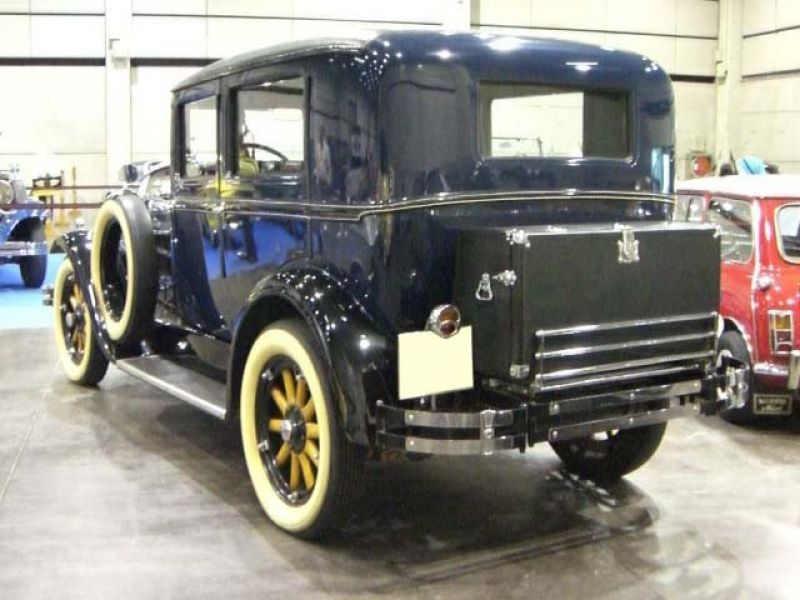 1929 Essex Super Six for sale - Classic car ad from ...
