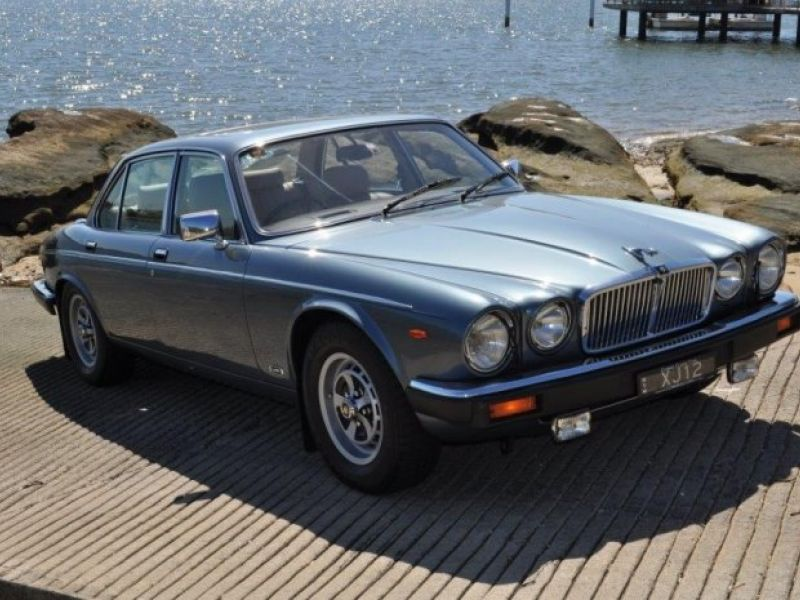 1986 Jaguar XJ12 for sale - Classic car ad from ...