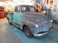 1949 Chevrolet, 3100 pick up ''49