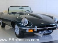 1970 Jaguar, E Type Roadster
