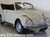 1970 VW/Volkswagen, Beetle Convertible
