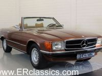 1972 Mercedes-Benz, 350SL