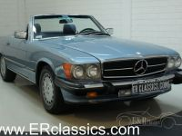 1988 Mercedes-Benz, 560 SL