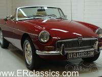 1980 MG, MGB Convertible