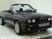 1993 BMW, 318i cabriolet original colour Daytona Violett