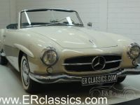 1961 Mercedes-Benz, 190SL Holland delivered, first owner, 87.000 kms