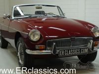 1977 MG, MGB Convertible