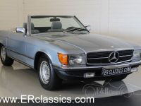 1983 Mercedes-Benz, 280SL