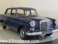 1967 Mercedes-Benz, 200 Heckflosse 1967 in very good condition