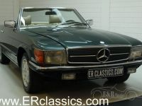 1979 Mercedes-Benz, 350 SL