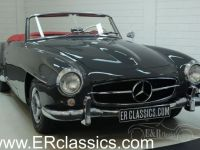 1960 Mercedes-Benz, 190SL