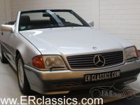 1991 Mercedes-Benz, 500SL