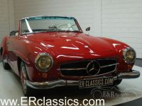1956 Mercedes-Benz, 190SL