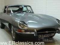 1961 Jaguar, E-Type S1