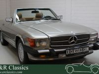 1986 Mercedes-Benz, SL560