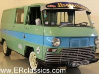 1965 Auto Union, F 1000D bus 1965 promotion car or Foodtruck