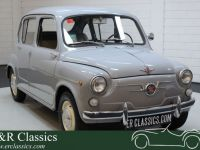 1967 Fiat, Seat 800 extended 600 1967 Very rare