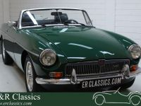 1976 MG, MGB Cabriolet V8 1976 5-speed gearbox