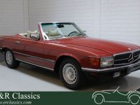 1977 Mercedes-Benz, 280SL
