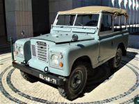 1972 Land Rover, Series 3