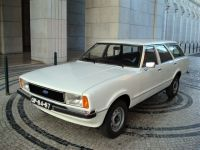 1977 Ford, Cortina Station 1.6 L