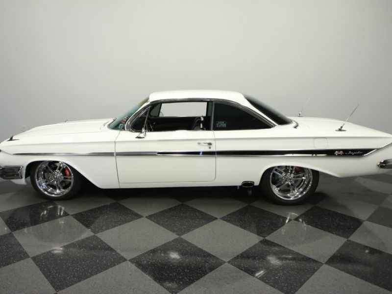 1961 chevrolet impala ss for sale classic car ad from. Black Bedroom Furniture Sets. Home Design Ideas