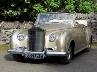 1962 Rolls-Royce, Silver Cloud II