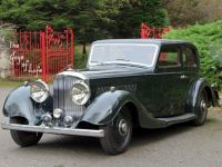 1937 Bentley, 4 1/4 Kellner Pillarless B97HM