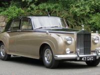 1961 Rolls-Royce, Silver Cloud II