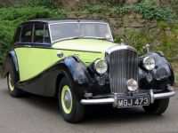 1951 Bentley, Mark VI (46-52)
