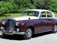 1955 Bentley, LHD S1 Sports Saloon B292LAN