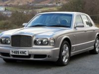 2001 Bentley, Arnage Red Label
