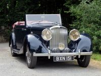 1935 Bentley, 3 1/2 Litre DHC - B34DG