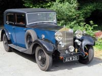 1933 Rolls-Royce, 20/25 Park Ward D Back Saloon