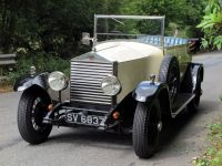 1928 Rolls-Royce, 20hp Tourer