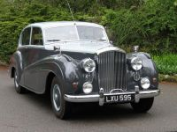 1951 Bentley, MK VI H J Mulliner Lightweight Saloon