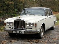 1971 Rolls-Royce, Silver Shadow