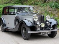 1934 Rolls-Royce, 20/25 Freestone & Webb Sports Saloon GRC61