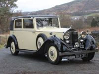 1935 Rolls-Royce, 20/25 Windovers Saloon