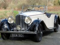 1935 Bentley, 3 1/2 Litre Open Tourer B192DG
