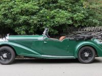 "1936 Bentley, 4 ¼ Vanden Plas Style ""Cut Away"" Tourer"