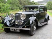 1934 Bentley, 3 ½ Litre Thrupp & Maberly Sports Saloon