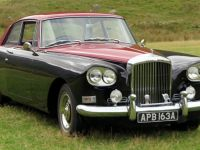 1963 Bentley, S3 Continental 'Chinese Eye' Fixed Head Coupe