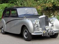 1951 Bentley, MK VI 'Big Bore' 4½ litre Radford 'Countryman' Estate Car.