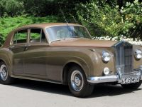 1961 Rolls-Royce, Silver Cloud II Four Door Saloon SZD241