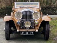 1933 Bentley, 3 1/2 Ltr Barker Two Door Drophead Coupe