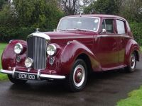 1955 Bentley, R Type Automatic Saloon B188ZY