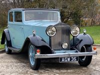1933 Rolls-Royce, 20/25 Thrupp & Maberly Sports Saloon GWX60