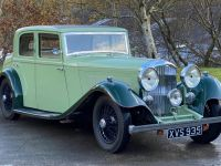 1934 Bentley, 3½ Litre Hooper Sports Saloon B129BL