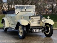 1928 Rolls-Royce, 20hp Horsfield Barrel Sided Open Tourer GXL32